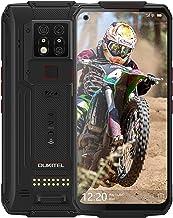 Rugged Cell Phone Unlocked, OUKITEL WP7 Pro Smartphone 8GB+128GB 48MP Night Vision Camera 8000mAh Android 9.0 Dual Sim 4G ...