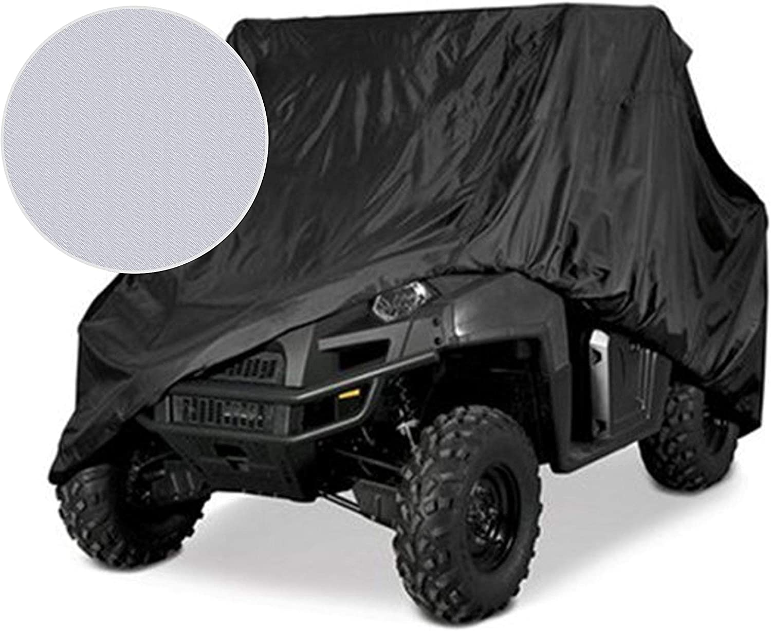 Covermates UTV Cover - Light Ranking TOP3 Polyester specialty shop Weight Surfac Reflective