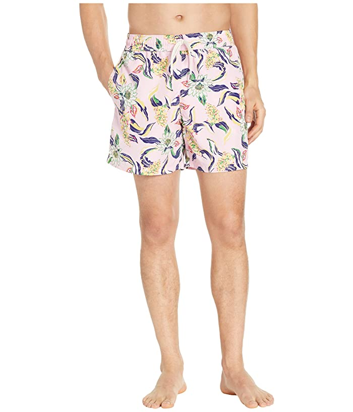 2795cb13c8 Polo Ralph Lauren Traveler Swim Trunks at Zappos.com