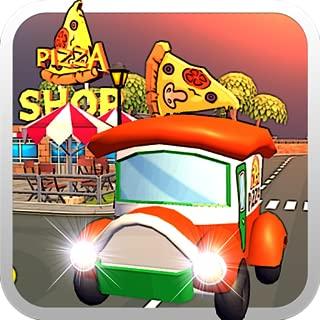 Cartoon City Pizza Delivery