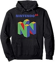 Nintendo 64 Logo Colorful Graphic Hoodie