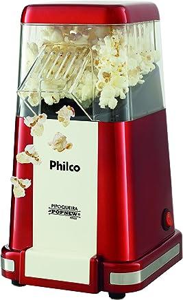 Pipoqueira Popnew PPI02, Philco 52551001, Vermelho, Philco, 52551001, Vermelho