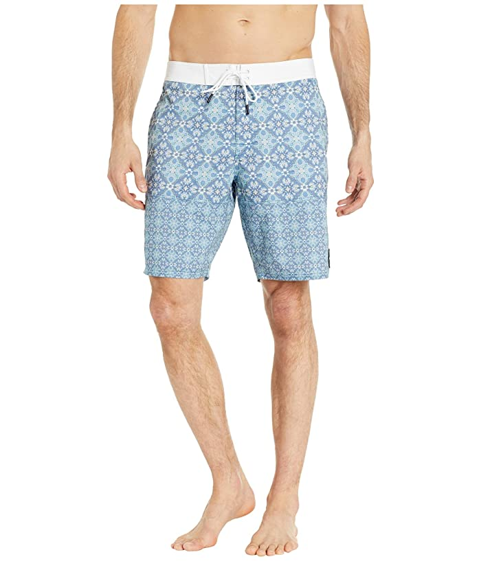 RVCA Morris Trunk 19 (Blue) Men