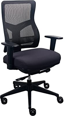 Eurotech Seating Chair, Charcoal