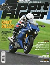 Sport Rider Magazine YAMAHA'S AWESOME FZ-09 GETS NUMEROUS UPGRADES FOR 2017 Dunlop Roadsmart III KAWASAKI INTRODUCES A STRONGER, LIGHTER & BETTER REPLACEMENT FOR Z800 Suzuki GSX-R1000