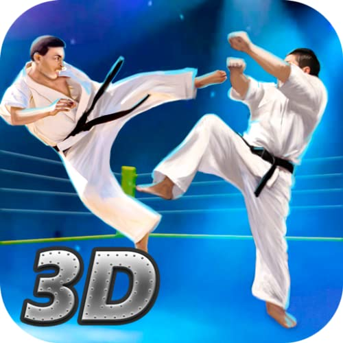Karate Champ: King Of Fighters – 2 | Martial Art Fighting Muaythai Ninja Warrior Game Karate Simulator