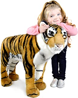 Best giant tiger soft toy Reviews