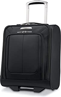 Solyte DLX Softside Travel Duffel/Underseat Wheeled Carry On
