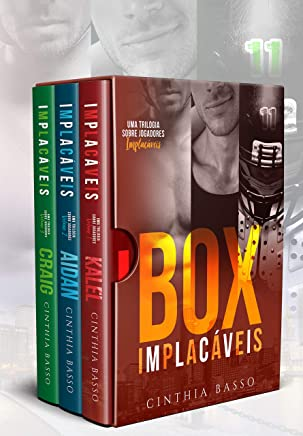 BOX IMPLACÁVEIS (KALEL, AIDAN, CRAIG E CONTO JOGADORES AO MAR)