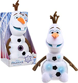 Disney Frozen 2 Sing and Swing Olaf, Multi-Colour, 32540