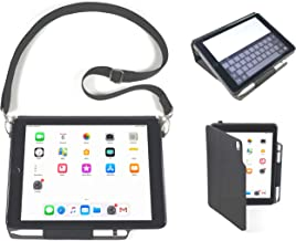 Innovative Care – Model V3 – Apple iPad Carrying Case & Tablet Stand for 9.7 Inch 2017 iPads Generation 5 & 6 / Air 1 & 2 ...