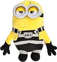 Despicable Me 3 Minions 5 Plush Buddy Jail Time Tom