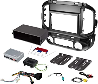 SCOSCHE Complete Installation Solution Compatible with 2015 to 2018 GM Colorado or Canyon Trucks GM15UMTRKCS
