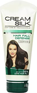 cream silk conditioner green