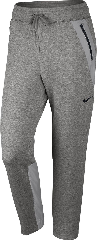 Nike Damen Hose Advance 15, grau schwarz