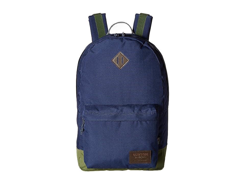 Burton Kettle Pack (Mood Indigo Ripstop Cordura) Backpack Bags