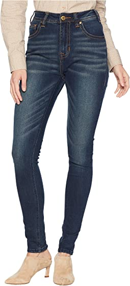 High-Rise Skinny in Dark Vintage WHS7662