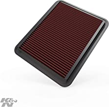 K&N engine air filter, washable and reusable:  2005-2012 Chevy/Buick/Cadillac/Pontiac (Malibu, Equinox, Lucerne, DTS, G6, Torrent) 33-2296