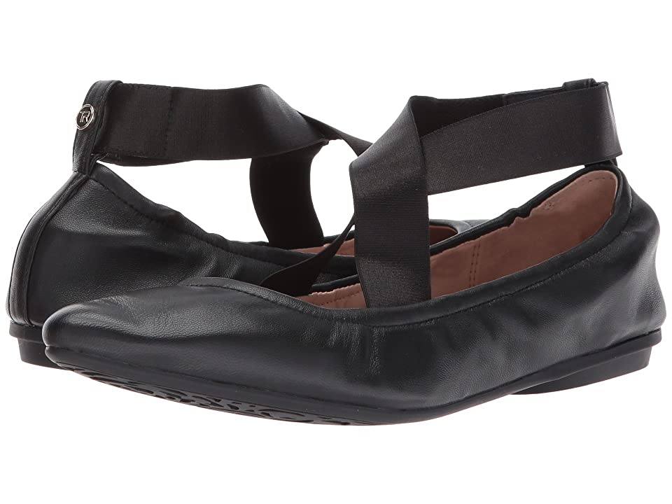 Taryn Rose Edina (Black/Black Nappa) Women