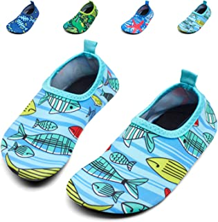 Giotto Kids Swim Water Shoes Quick Dry Non-Slip for Boys & Girl