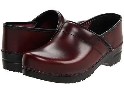 Sanita Professional Cabrio Mens (Bordeaux Brush Off Leather) Men