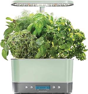 AeroGarden Harvest Elite Indoor Hydroponic Garden, 2019 Model, Sage