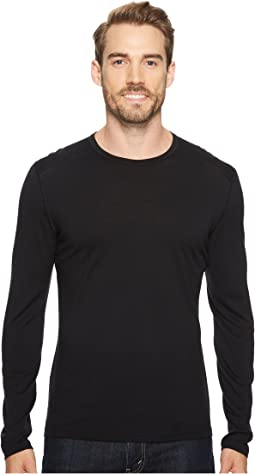 Oasis Mid-Weight Merino Long Sleeve Crewe