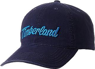 قبعة بيسبول للرجال من تيمبرلاند مطرزة بشعار العلامة التجارية