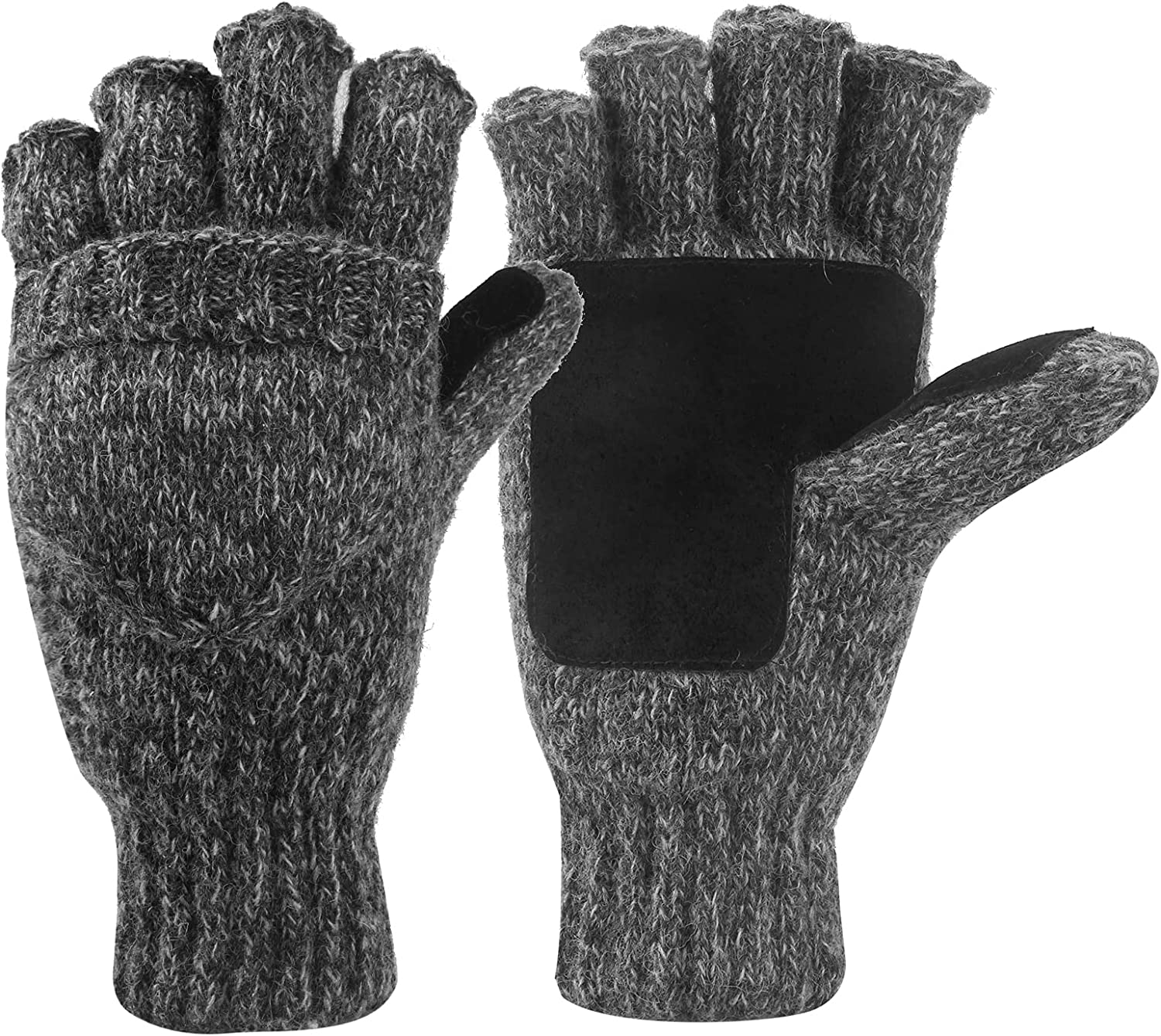 Metog Suede Thinsulate Thermal Insulation Mittens Gloves