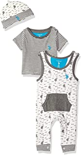 U.S. Polo Assn. Baby Boy's T-Shirt, Accessory and Pant Set Pants