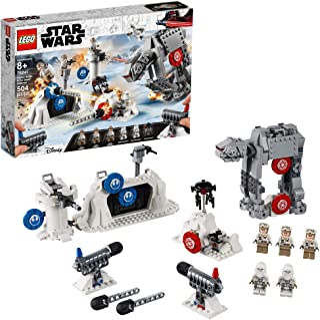 LEGO Star Wars: The Empire Strikes Back Action Battle Echo Base Defense 75241 Building Kit (504 Pieces)