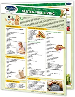 Gluten Free Diet Guide - Quick Reference Guide by Permacharts