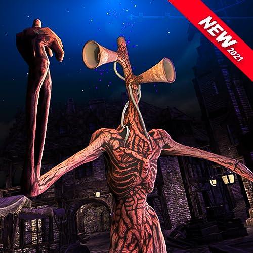 Siren Head Scary Evil Nun : Horror Forest Mod 2021