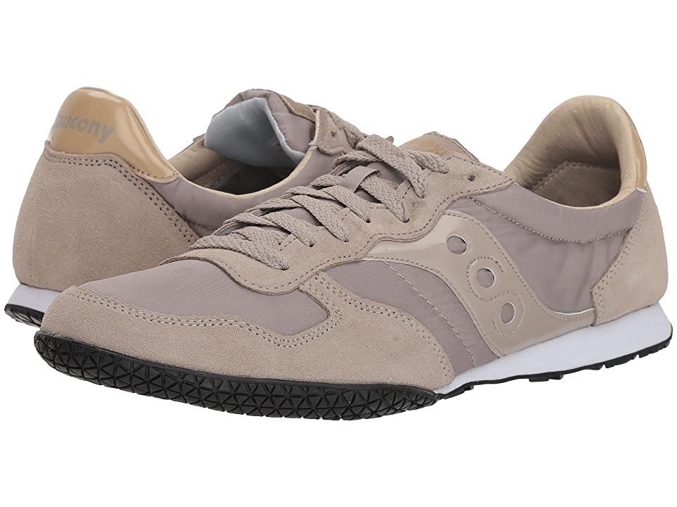 Saucony Originals Bullet (Taupe/Tan) Men