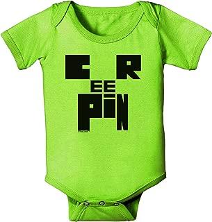 TOOLOUD Creepin Baby Romper Bodysuit