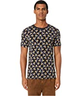 Moschino - All Over Underbear T-Shirt Cover-Up