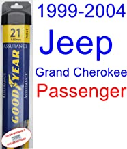 Best 1999 jeep grand cherokee wiper blade size Reviews