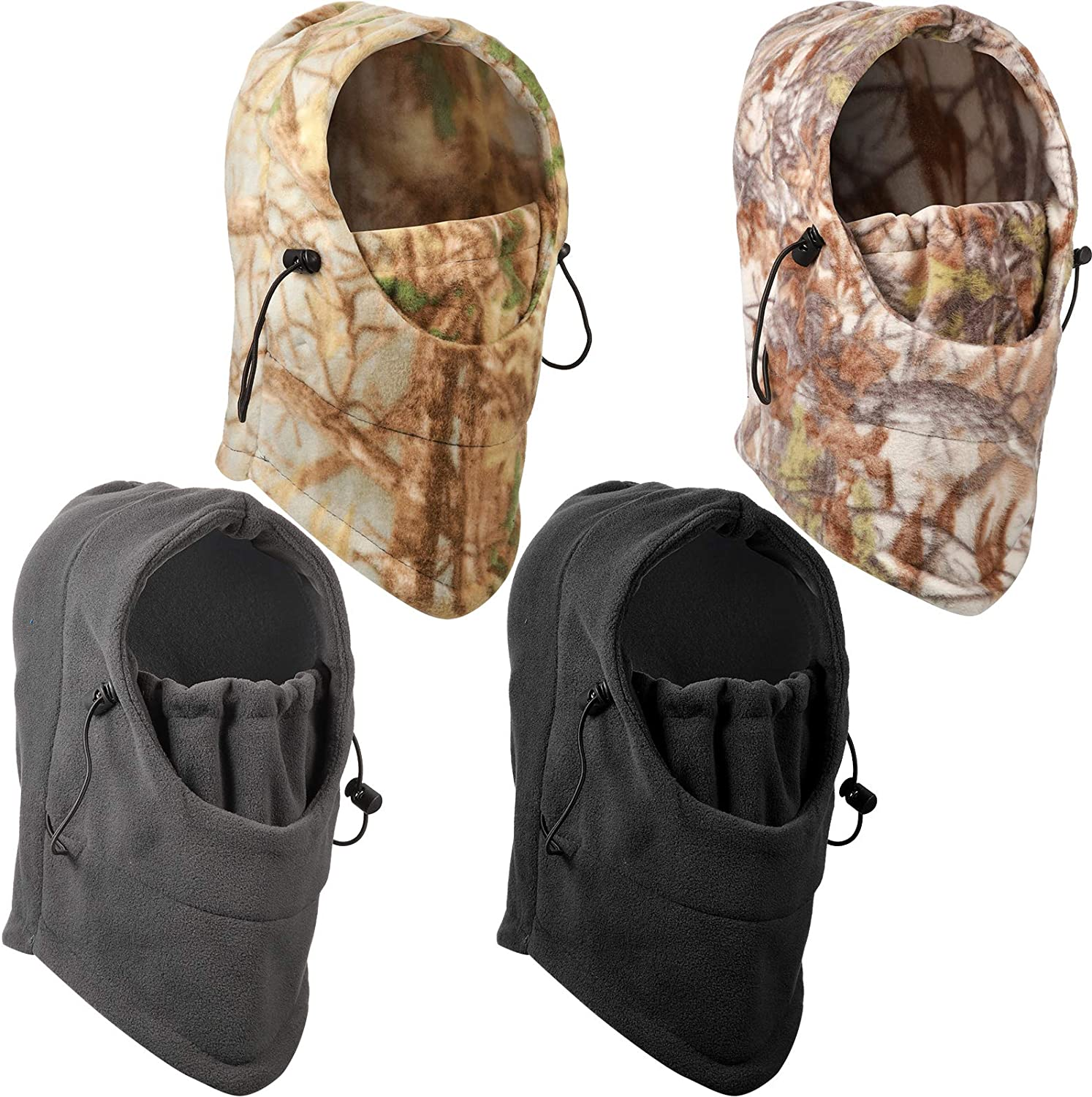 4 Sales results No. 1 Pieces Max 69% OFF Winter Balaclava Ski Face F Thermal Camouflage Covering