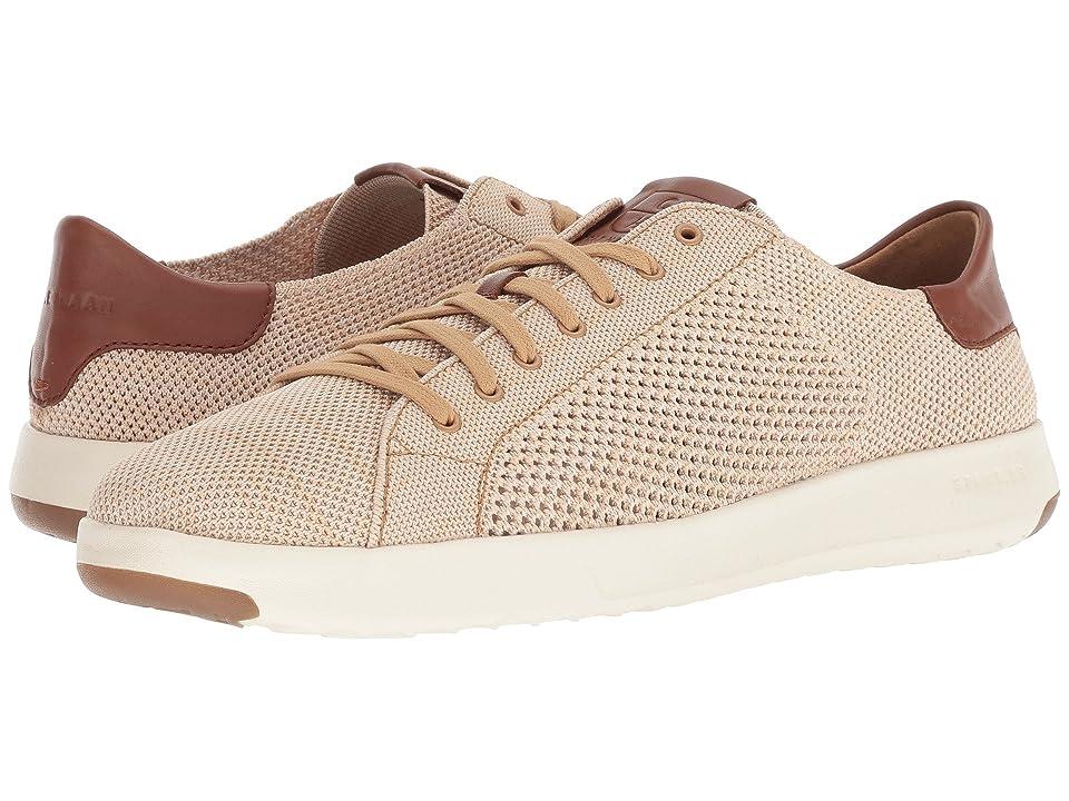 Cole Haan Grandpro Tennis Stitchlite Sneaker (Iced Coffee/Brazilian Sand) Men