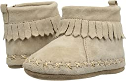 Cozy Ankle Moccasin Soft Sole (Infant/Toddler)