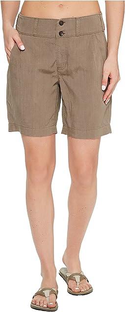 Flaxible Long Shorts