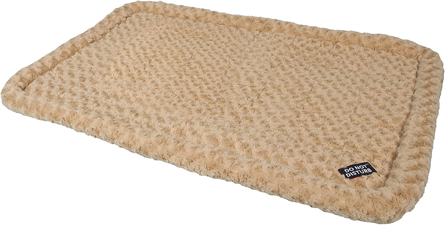 Do Not Disturb  Nice ' n' Cosy Dog Crate Mattress X Large  108.5 x 70.5 cm