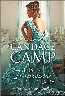 His Improper Lady (The Mad Morelands, 8)