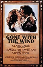 Quality Prints - Laminated 18x27 Vibrant Durable Photo Poster - Movie Poster - Gone with The Wind Film