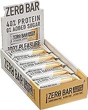 ZERO Bar 20 50 g chocolate chip cookies – protein bars – sugar-free lactose-free gluten-free – BiotechUSA Estimated Price : £ 32,01
