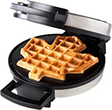 maple leaf waffle maker