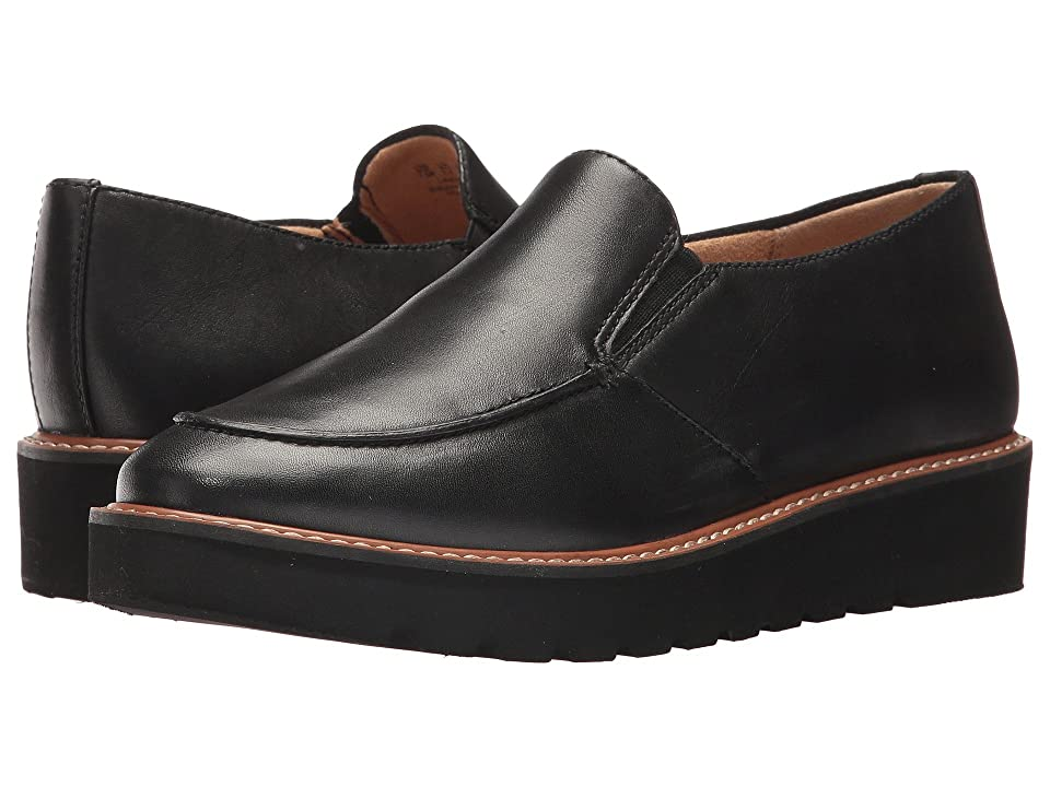 Naturalizer Aibileen (Black Leather) Women