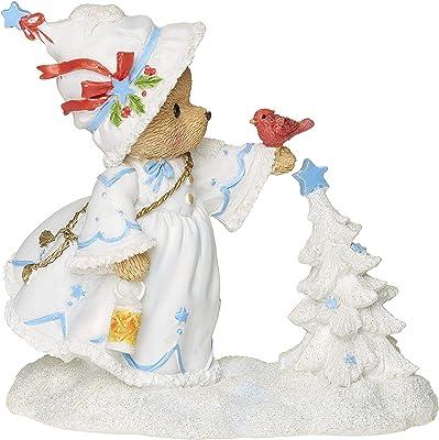 Cherished Teddies 132849 Christina White Christmas Figurine