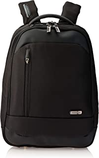 American Tourister 119794 Essex Laptop Backpack 02, Black, 24 L Capacity