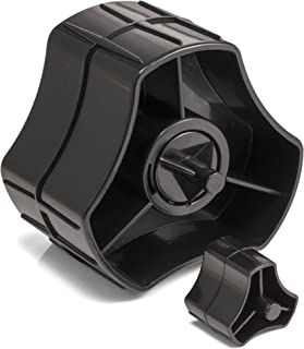 Officemate 1 Inch and 3 Inch Replacement Core Set for Tape Dispenser 96660, Black (96670)